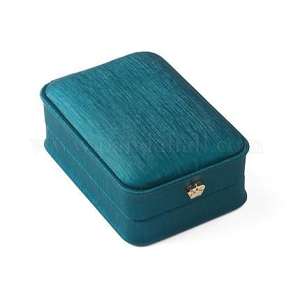 Caja de almacenamiento colgante de cuero de puOBOX-D007-10-1