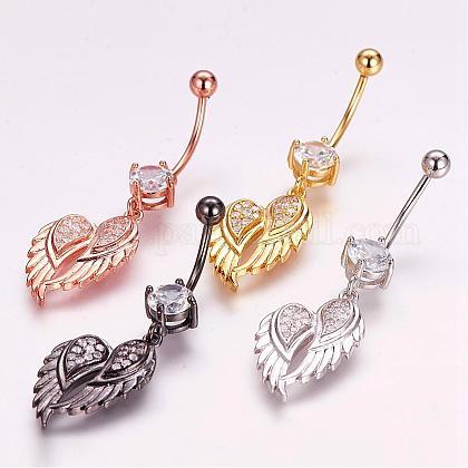 Piercing JewelryZIRC-J017-12-1