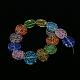 Handmade Lampwork Beads StrandsLAMP-G057-4-2