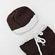 かぎ針編みのベビービーニーコスチュームAJEW-R030-57-3