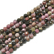 Natural Rhodonite Beads Strands G-S300-16-3mm-1
