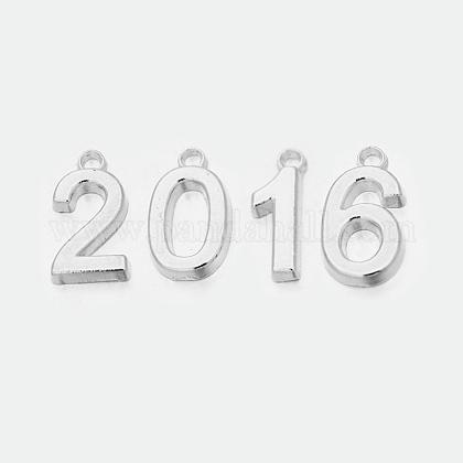 2016 temáticos colgantes de aleaciónPALLOY-X0022-S-NR-1