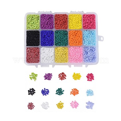 Glass Seed BeadsSEED-JP0007-19-1