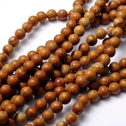 Gemstone Beads StrandsGSR050-1