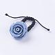 Fashion Cat Eye Jewelry Sets:Bracelets & RingsSJEW-JS00142-04-5