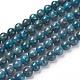 Natural Apatite Beads StrandsG-L554-01-10mm-1
