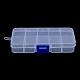 Plastic Bead Storage ContainersCON-R008-01-4