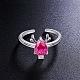 Shegrace® 925 кольцо из стерлингового серебраJR530C-2