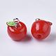 リンゴ樹脂チャームX-RESI-R184-04A-3