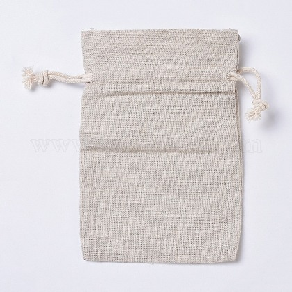 黄麻布の袋ABAG-E001-02-1