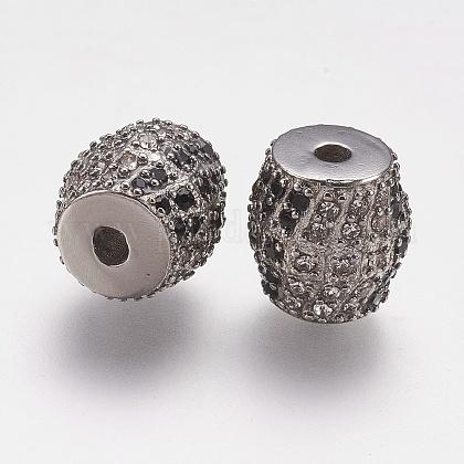 Cuentas de rhinestone de 304 acero inoxidableSTAS-K171-39P-1