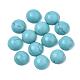 Cabuchones de turquesa sintéticaTURQ-S291-03A-01-2