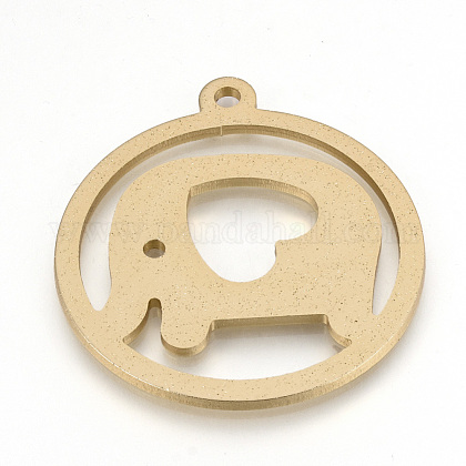 ECOアルミ製ビッグサイズペンダントALUM-Q001-76A-1