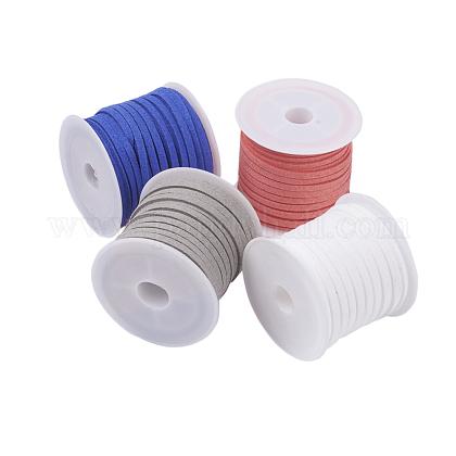 3mm cordón de gamuza sintéticaLW-JP0003-13-1