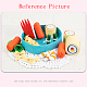Handmade Non Woven Fabric Sushi Lunch Set DIY-L008-01-2