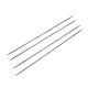 Agujas de tejer de doble punta de acero inoxidableTOOL-R044-240x2.75mm-1