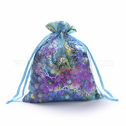 Organza Gift BagsOP-Q051-15x20-01-1