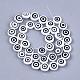Chapelets de perles vernissées manuellesLAMP-S191-02C-14-1