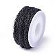 Chaînes de câbles texturées en 304 acier inoxydableCHS-H007-42B-4