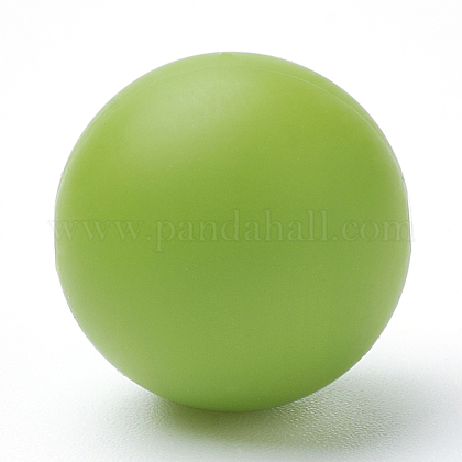 Food Grade Environmental Silicone Beads SIL-R008D-08-1