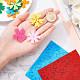 Felt Fabric DecorationsAJEW-NB0001-37-3