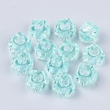Abalorios de resina transparentesRESI-T030-01E-1