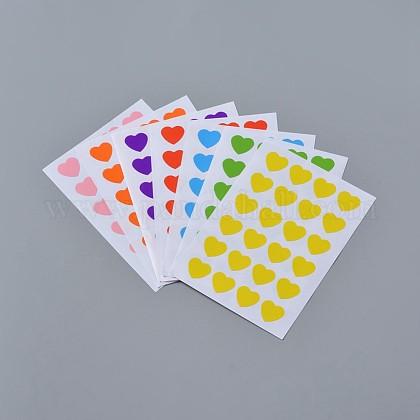 Pegatinas de papel kraftAJEW-WH0077-01-1