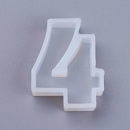 Moldes de silicona DIYAJEW-F030-05-4-1