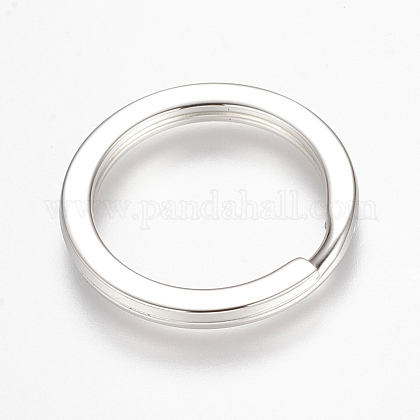 304 Stainless Steel Split Key Rings STAS-K149-12C-1