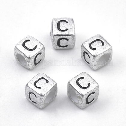 Chapado perlas de acrílicoPB43C9308-C-1