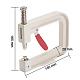 Manual Round Pearl Fixing MachineTOOL-Q022-01-3