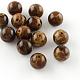 Piedras preciosas abalorios de imitación de acrílico redondaX-OACR-R029-8mm-23-1