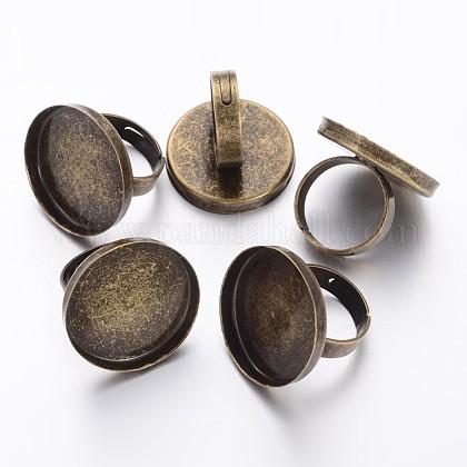 Brass Ring ShanksKK-J057-AB-1