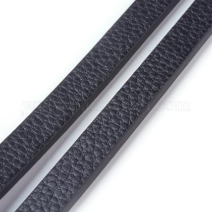 マイクロファイバーpuレザーコードWL-F010-01A-10mm-1