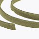 Faux Suede Cord LW-R003-5mm-1136-3