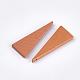 Painted Wood PendantsX-WOOD-T021-12I-2