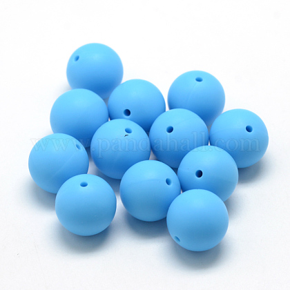 Food Grade Environmental Silicone Beads SIL-R008C-07-1