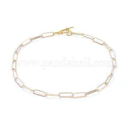 Collares de cadenaNJEW-JN02759-02-1