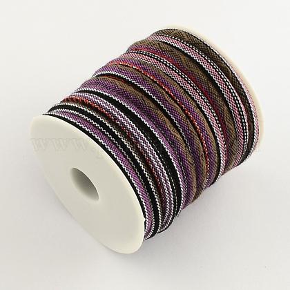 Cuerda de tela de cordón étnicoOCOR-Q003-01-1