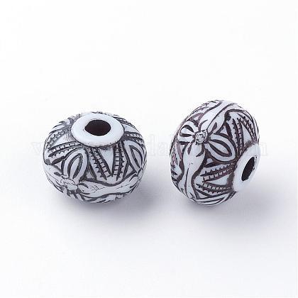 Abalorios de acrílico de estilo artesanalMACR-S269-07-1