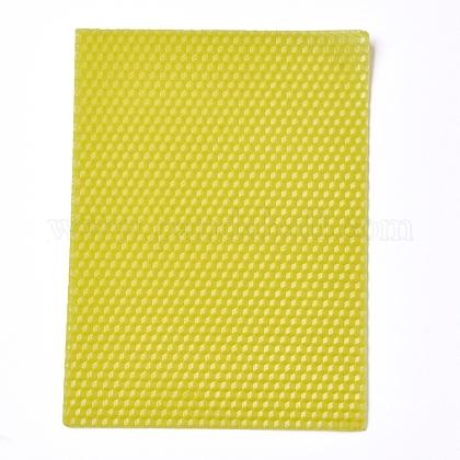 Сотовые листы пчелиного воскаDIY-WH0162-55A-03-1
