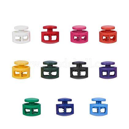 Cierres de cuerda de plásticoFIND-PH0015-37-1