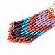 CRAFTDADY® Seed Beads Dangle EarringsEJEW-CD0001-04-2