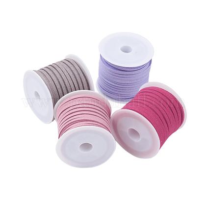 3mm cordón de gamuza sintéticaLW-JP0003-10-1