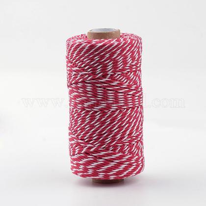 Cordones de algodónYC-R007-04-1