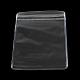 Sacs rectangulaires en PVC à fermeture à glissièreOPP-R005-7x10-1
