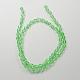 Glass Beads StrandsX-GLAA-R024-15x10mm-15-2