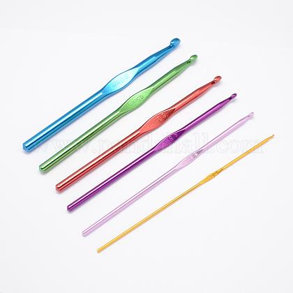 アルミかぎ針編みのフックTOOL-R041-1