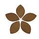 Environmental Sheepskin Leather PendantsFIND-T045-18F-1