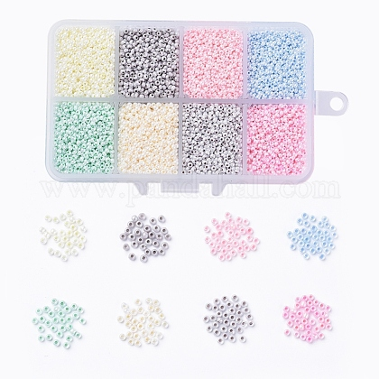 Perles de rocaille en verre fgb® ceylonSEED-JP0007-25-1